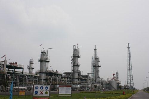中石油惠州炼化项目